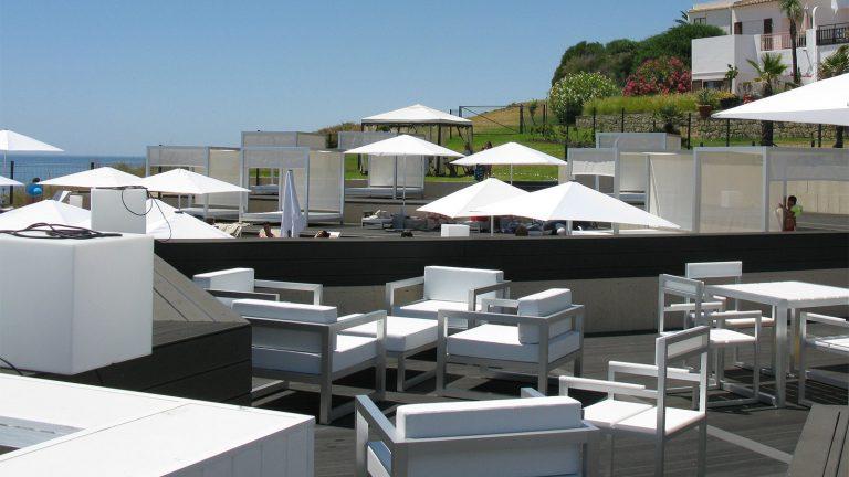 Aanzibar Resort terrazza panoramica