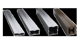 Profili-WPC-alluminio