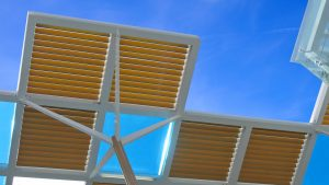 CC Aqua Portimao Portogallo tetto