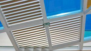CC Aqua Portimao Portogallo tetto dettaglio