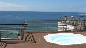 Myriad Sana Hotel Sesimbra Esterno Mare