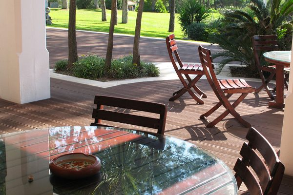 Renaissance Marriot Hotel Vila Sol Spa Golf Resort Terrazza Particolare