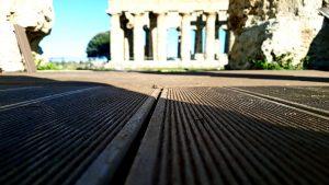 Tecnodeck al Tempio di Hera
