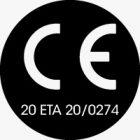 tecnodeck è un prodotto sicuro, marcato CE