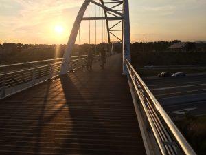 Tecnodeck per ponti ciclabili e pedonali